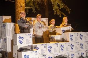 Foto over vrijwilligerswerk er samen op uit