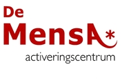 Logo van De MensA  activeringscentrum